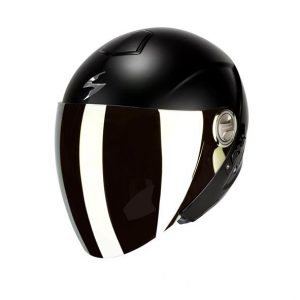 211SCORPION KASK EXO-210 AIR SOLID MATTE BLACK L