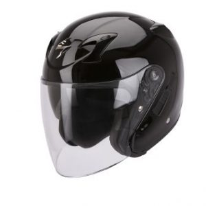 KASK SCORPION EXO-220 SOLID BLACK S