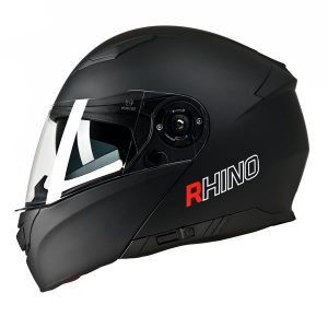 RHINO KASK HIGHWAY BLACK MATT
