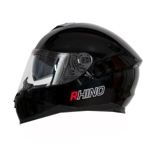RHINO KASK RACER BLACK GLOSS