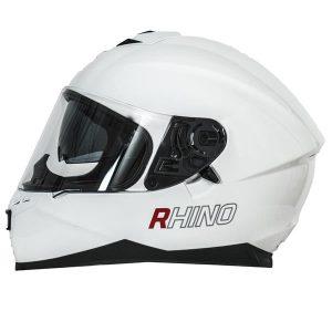 RHINO KASK RACER WHITE GLOSS
