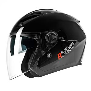 RHINO KASK TOURING BLACK GLOSS
