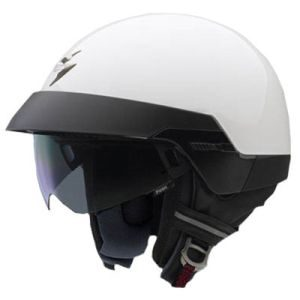 SCORPION KASK EXO-100 SOLID WHITE XL