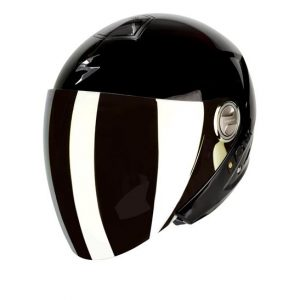 SCORPION KASK EXO-210 AIR SOLID BLAC