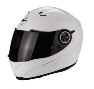 SCORPION KASK EXO-490 WHITE